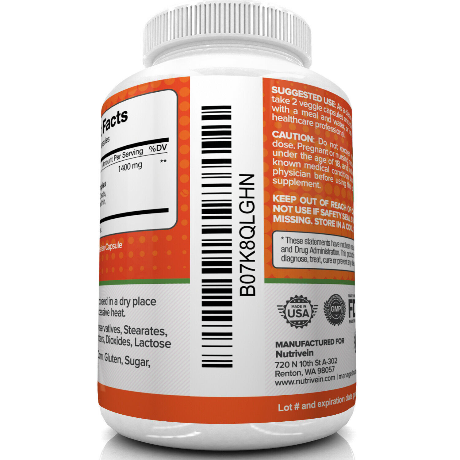 Vitamin Supplements Absorbed
